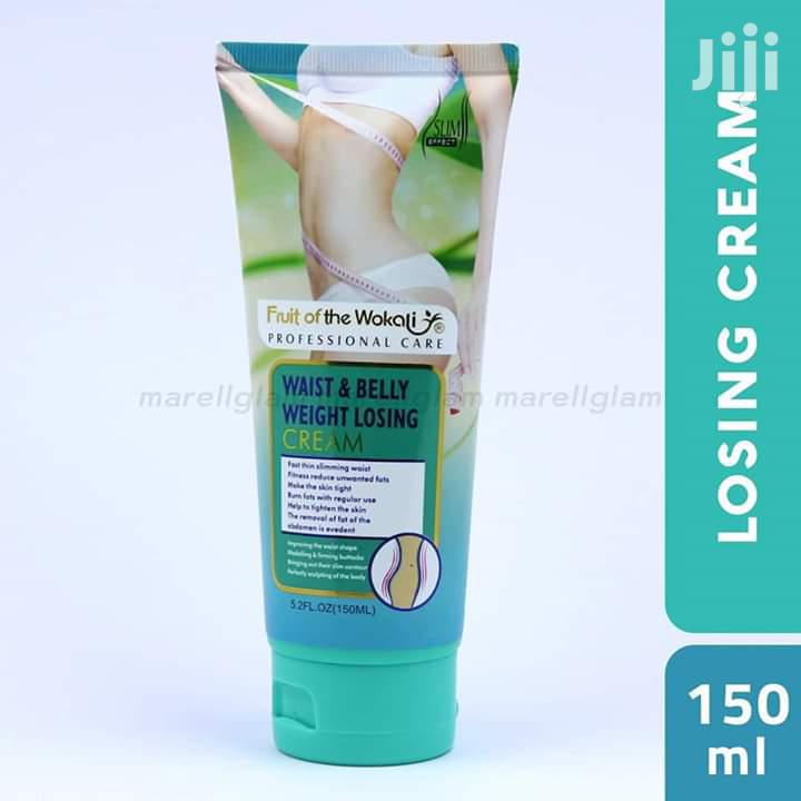 Waist And Belly Slimming Cream