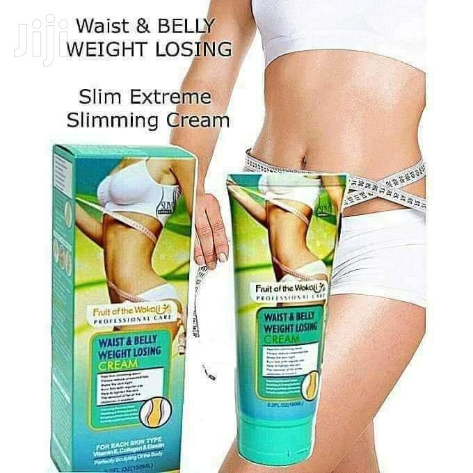 Waist And Belly Slimming Cream | Bath & Body for sale in Nairobi Central, Nairobi, Kenya