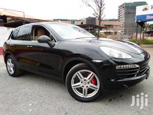 Porsche Cayenne 2012 Tiptronic Black