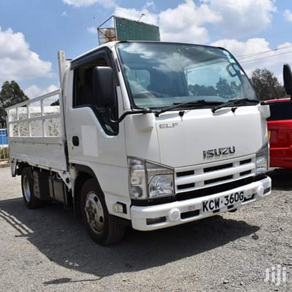 Used Isuzu Elf Truck 2012 For Sale