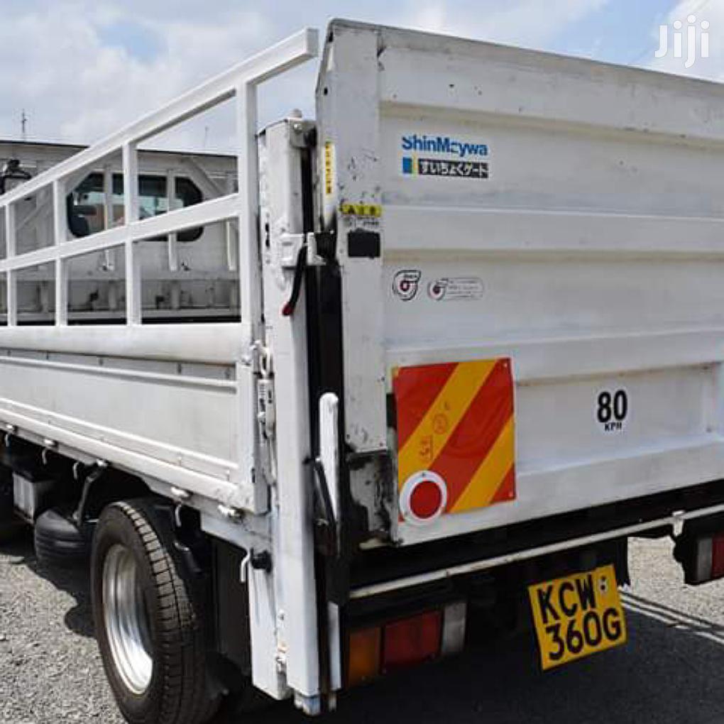 Used Isuzu Elf Truck 2012 For Sale   Trucks & Trailers for sale in Nairobi Central, Nairobi, Kenya