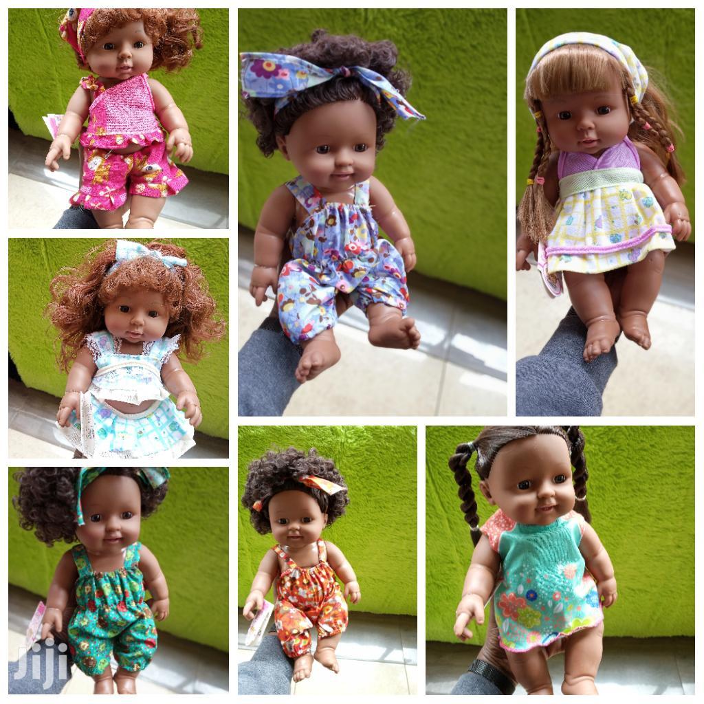 African Baby Dolls