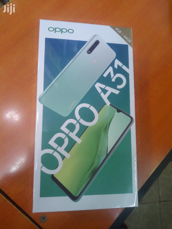 New Oppo A31 64 GB Green | Mobile Phones for sale in Nairobi Central, Nairobi, Kenya