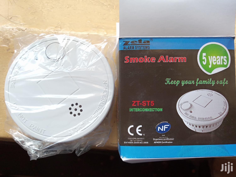 Archive: Smoke Detectors