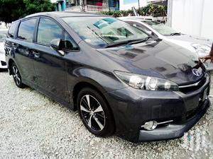 Toyota Wish 2014 Gray   Cars for sale in Mombasa, Mombasa CBD