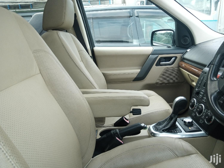 Archive: Land Rover Freelander 2009 Black