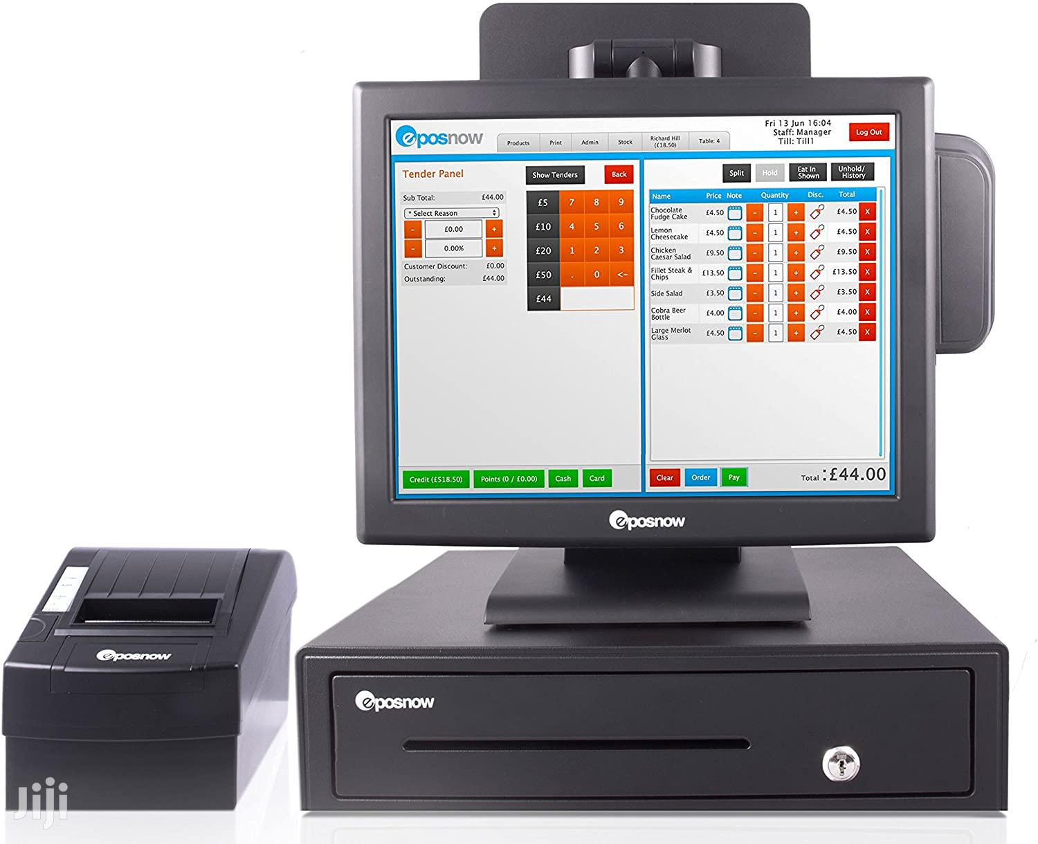 Stable Affordable Basic Pos Point Of Sale Software Stock Control Pos