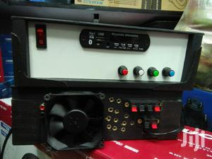 Local/Juakali Amplifier With Bluetooth Usb Fm | Audio & Music Equipment for sale in Nairobi, Nairobi Central