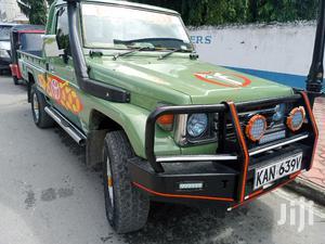 Toyota Land Cruiser 2005 3.0 D-4D Green | Cars for sale in Mombasa, Mvita