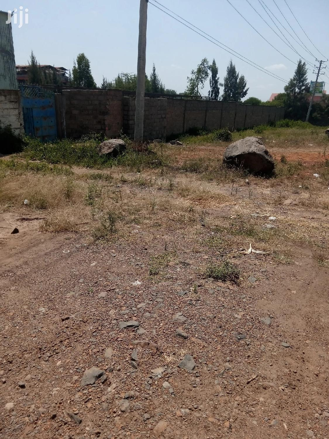 A 1/4 Acre Plus Plot Touching And Along The Eastern Bypass To Let.   Land & Plots for Rent for sale in Ruai, Nairobi, Kenya