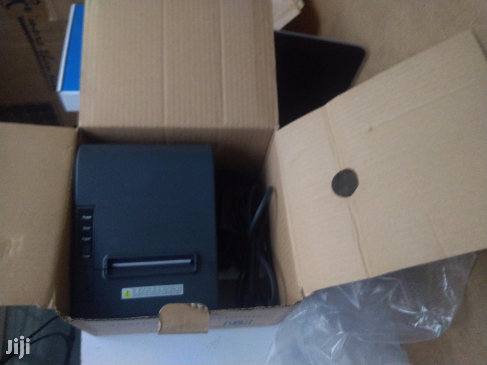 USB+ LAN Ethernet 80mm POS Thermal Receipt Printer
