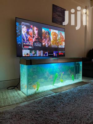 Tv-stand Aquarium