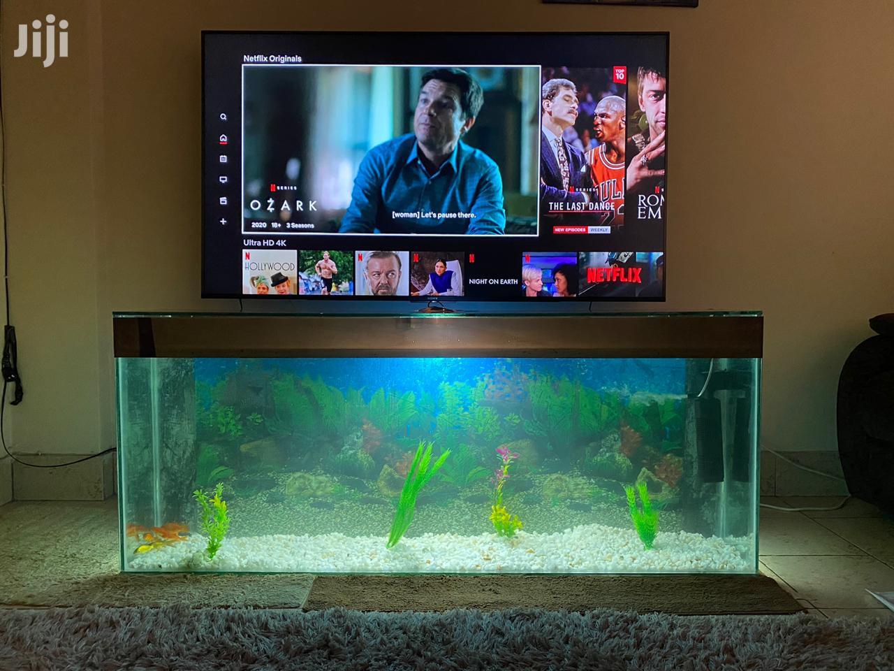Tv-stand Aquarium | Fish for sale in Nairobi Central, Nairobi, Kenya