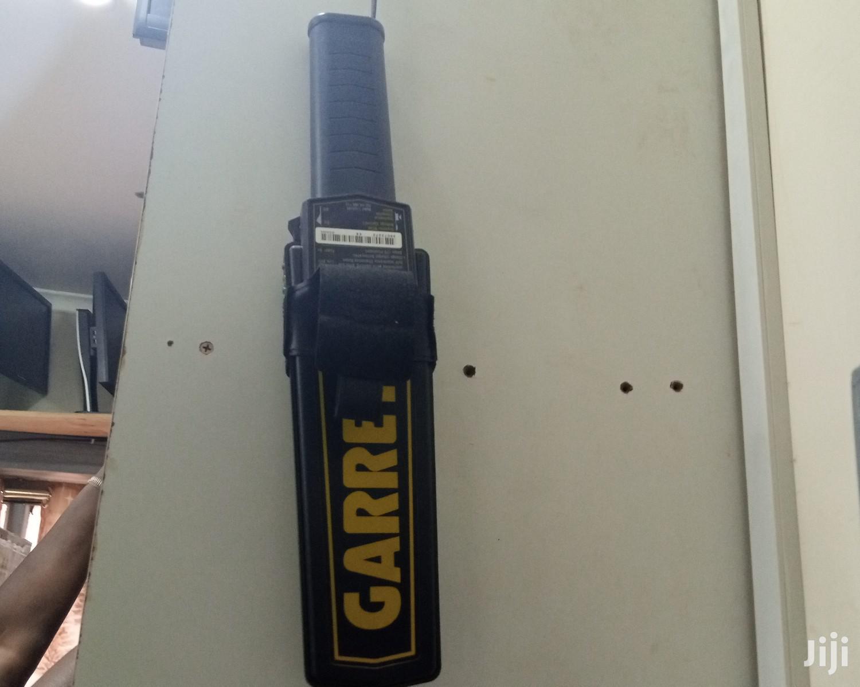 Garrett Scanner Metal Detector