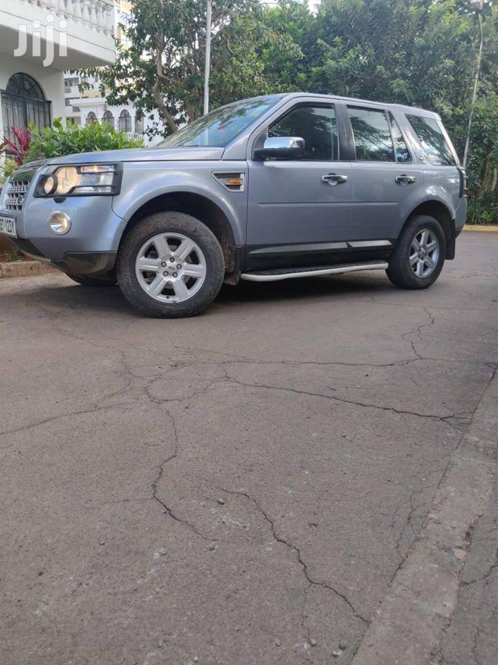 Archive: Land Rover Freelander 2009 Silver