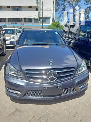 Mercedes-Benz C180 2013 Gray | Cars for sale in Mombasa, Mvita