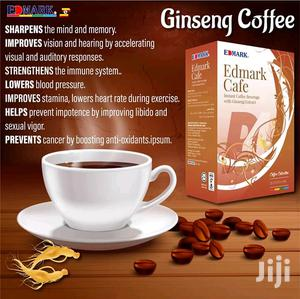 Edmark Ginseng Coffee ( Energy Booster, Improves Stamina) | Vitamins & Supplements for sale in Nairobi, Nairobi Central