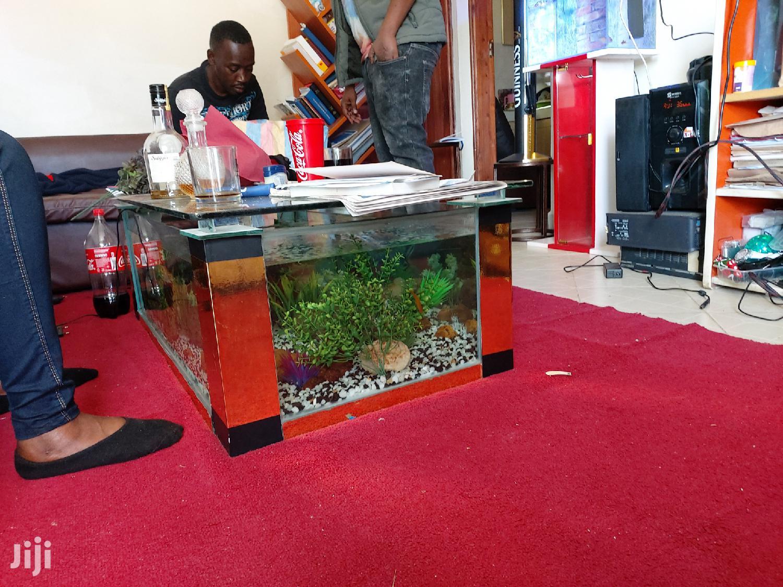 Coffee Table Aquarium   Fish for sale in Huruma, Nairobi, Kenya