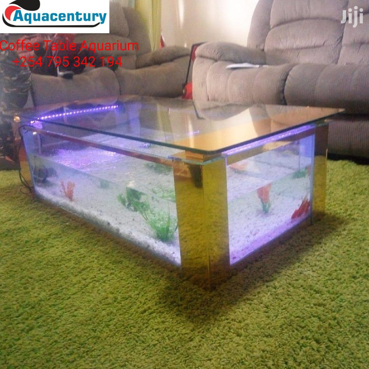 Coffee Table Aquarium | Fish for sale in Kamulu/Joska (Kasarani), Nairobi, Kenya