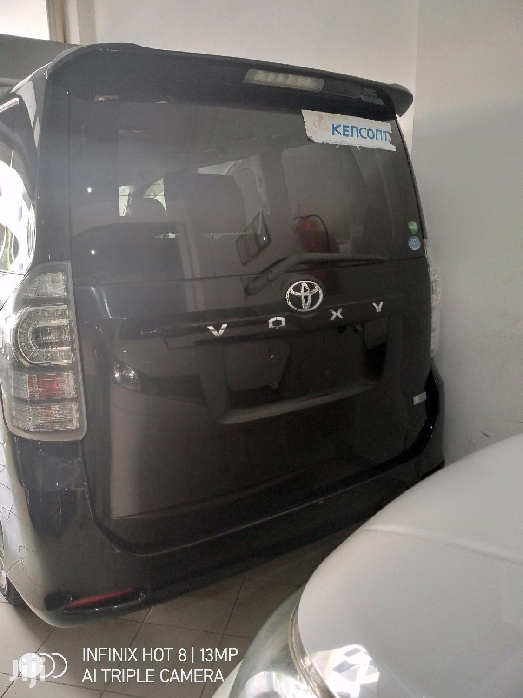 Toyota Voxy 2014 Black   Cars for sale in Mvita, Mombasa, Kenya