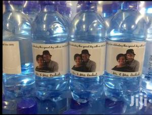 Water Bottles Labeling | Printing Services for sale in Nairobi, Nairobi Central