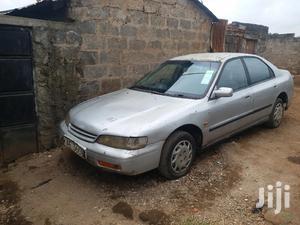 Honda Accord 1994 Gray