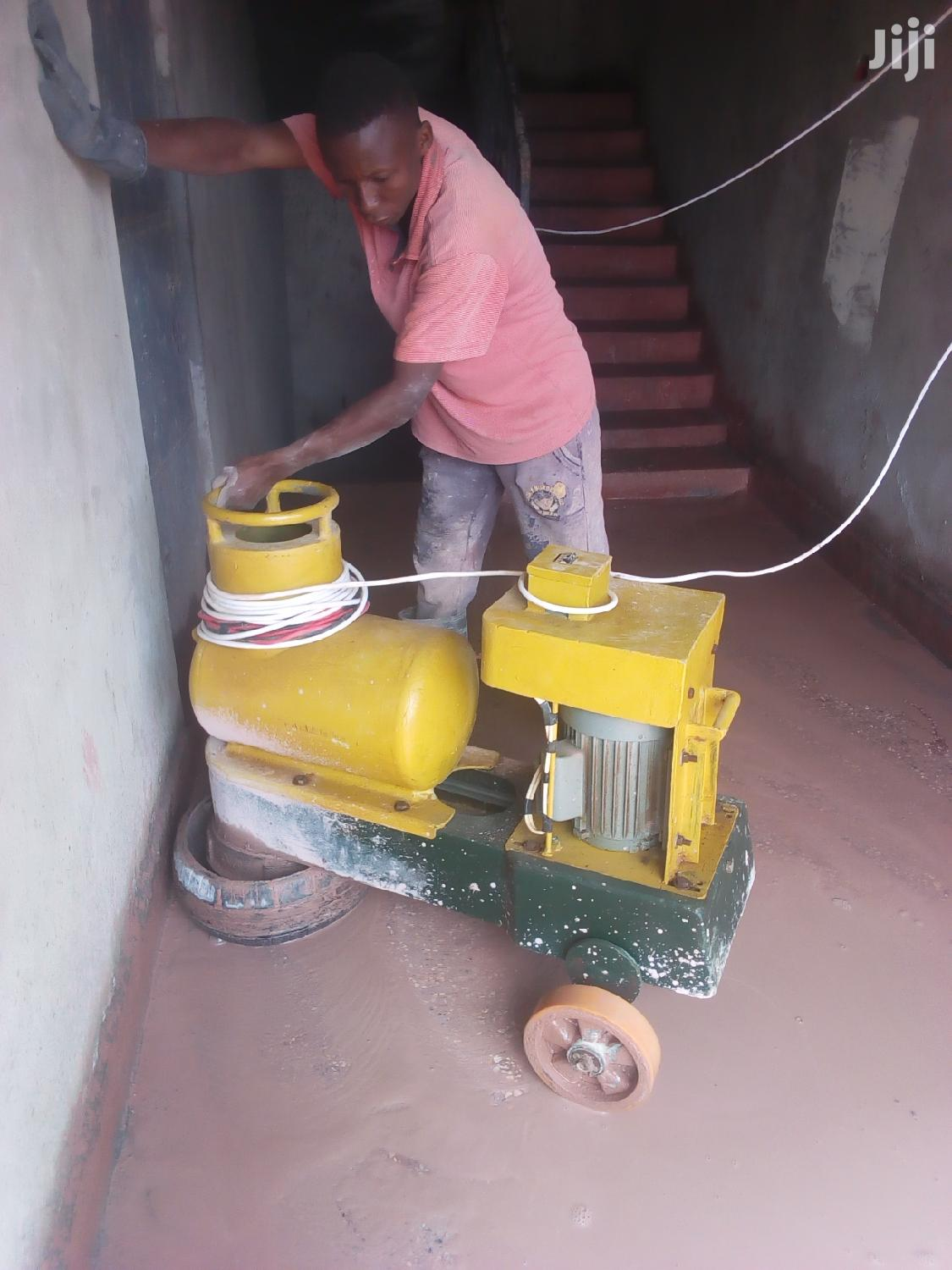 Tiling And Terrazzo Contractor