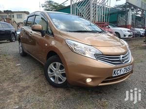 Nissan Note 2013 Gold