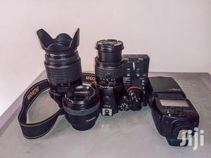 Nikon D5600 With Three Lenses   Photo & Video Cameras for sale in Kajiado, Kitengela