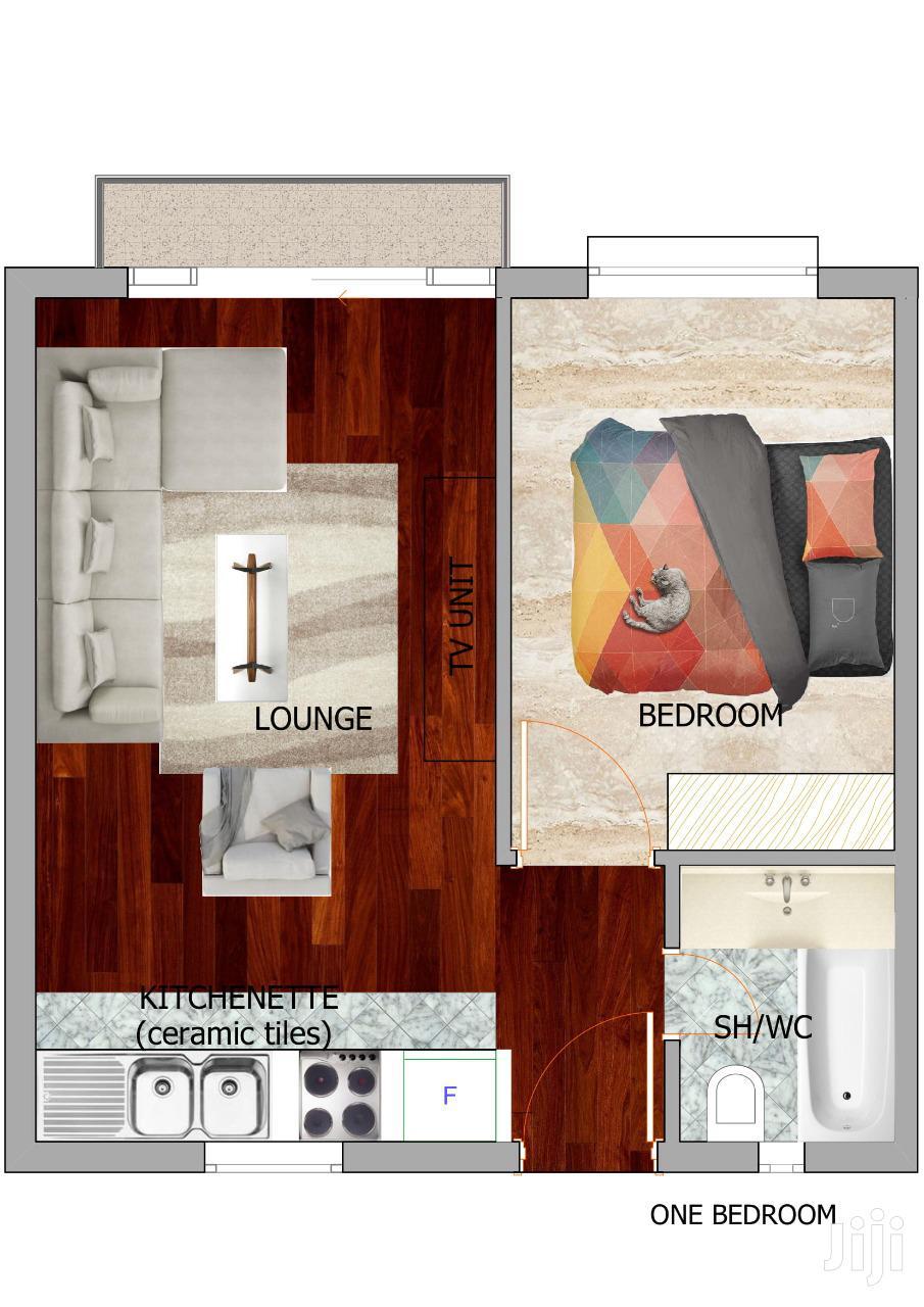 1bedroom For Sale In Syokimau | Houses & Apartments For Sale for sale in Syokimau/Mulolongo, Machakos, Kenya