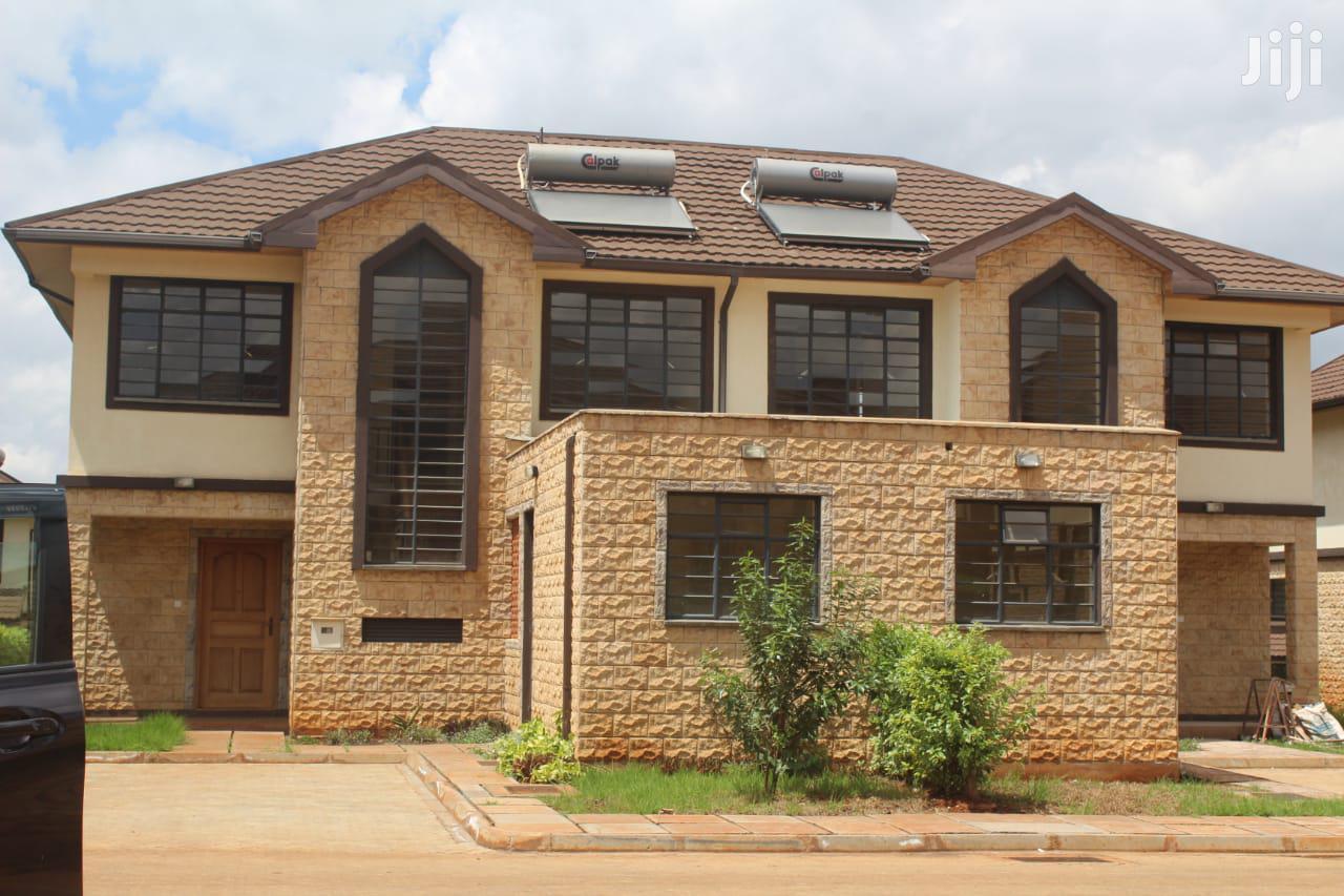 4br Maisonette For Sale In Eden Ville Estate Along Kiambu Rd