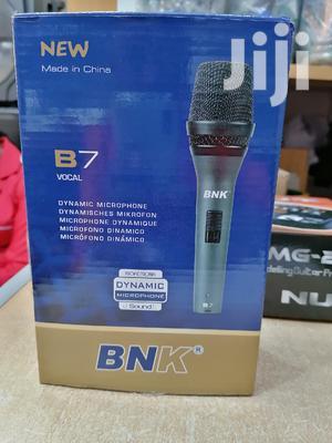 BNK B7 Wire Microphone