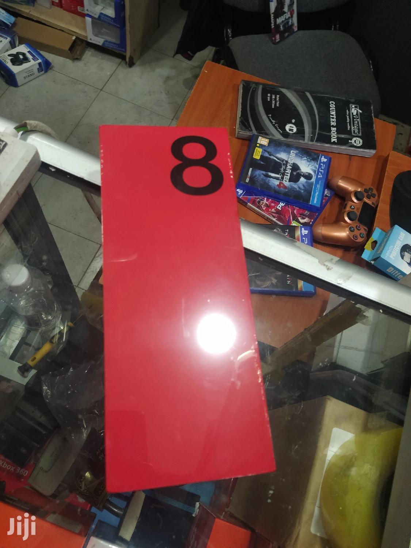New OnePlus 8 256 GB Black