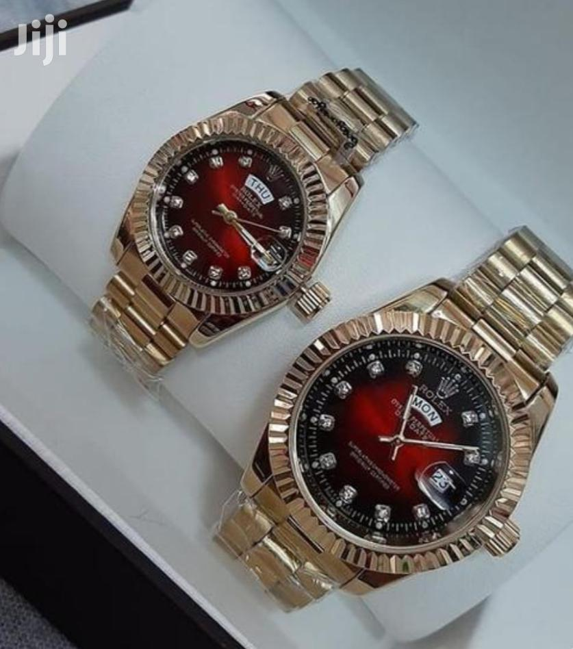 Rolex Watches.