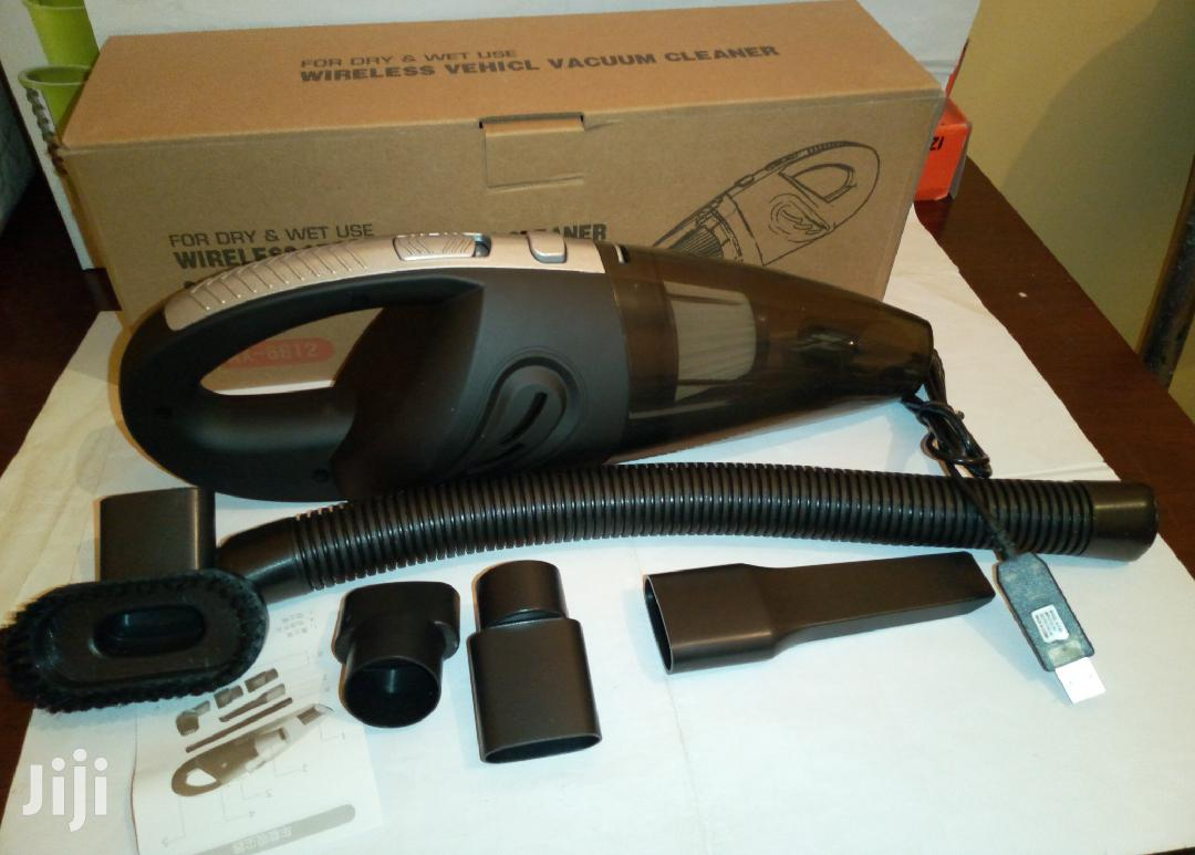 Portable Wireless Vacuum Cleaner