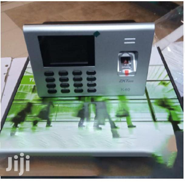 K40 Zkteco Biometric Time Attendance