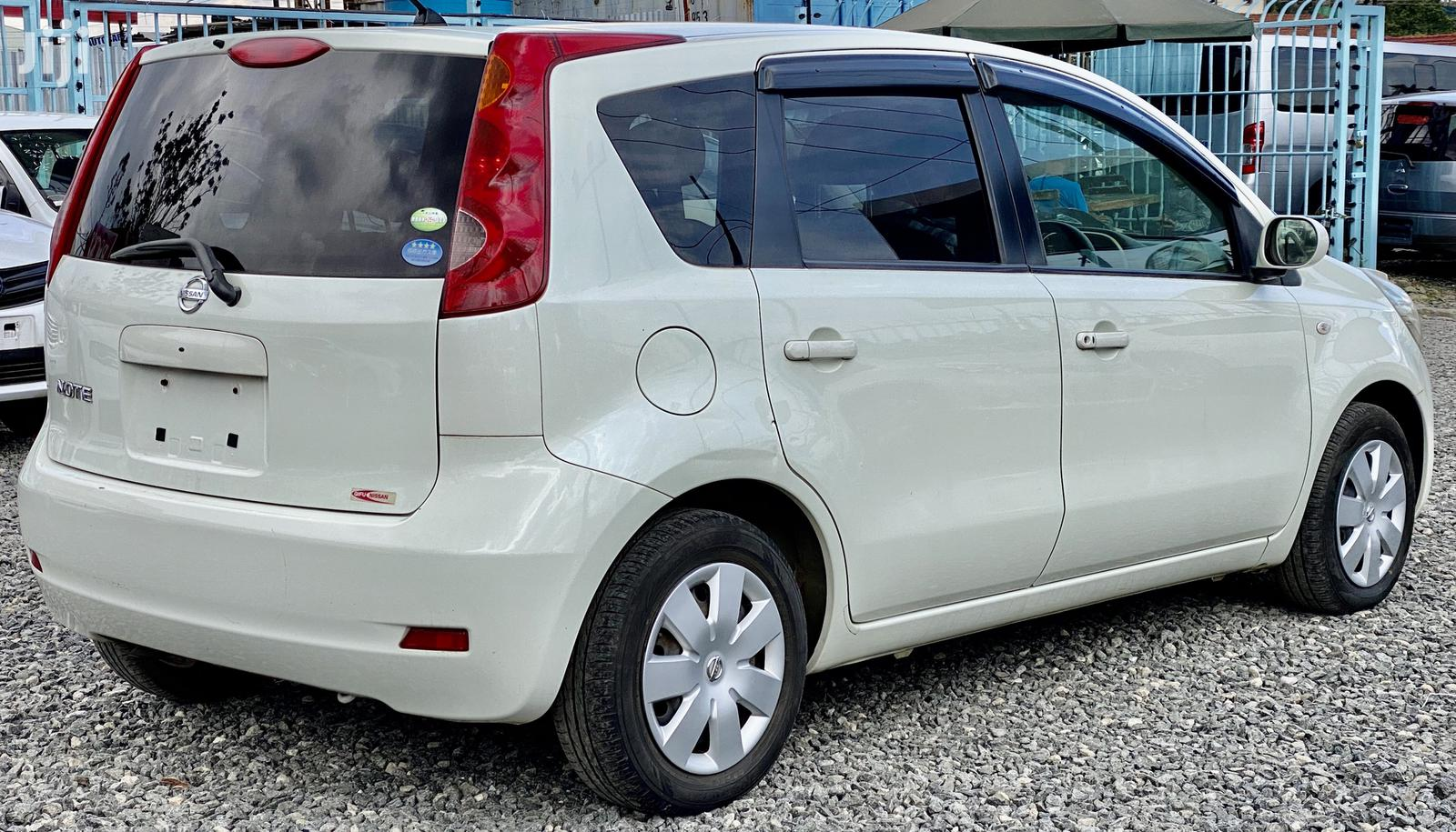 Nissan Note 2012 1.4 White