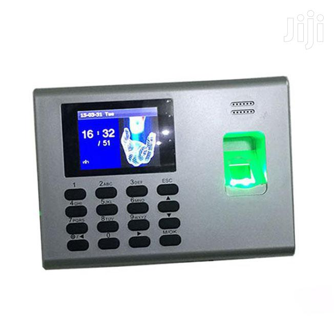 Zk40 Biometric Time Attendance