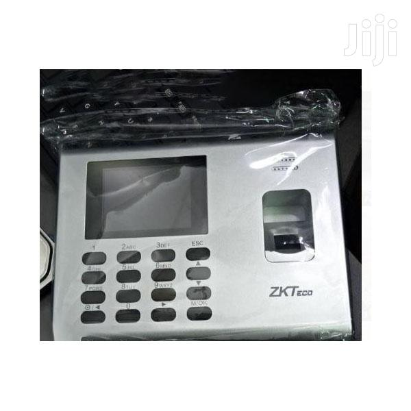 Zk Teco Biometric Time Attendance