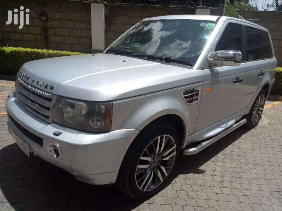 Archive: Land Rover Range Rover Sport 2007 Silver