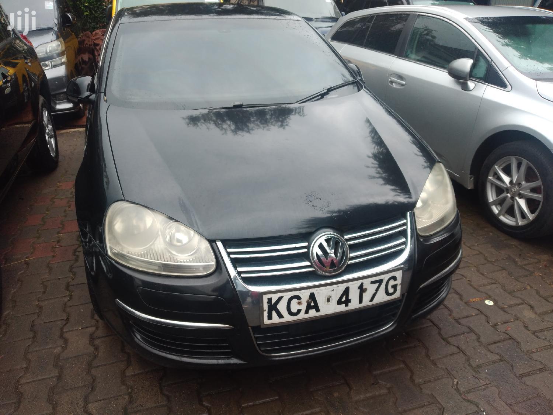 Archive: Volkswagen Jetta 2008 Black