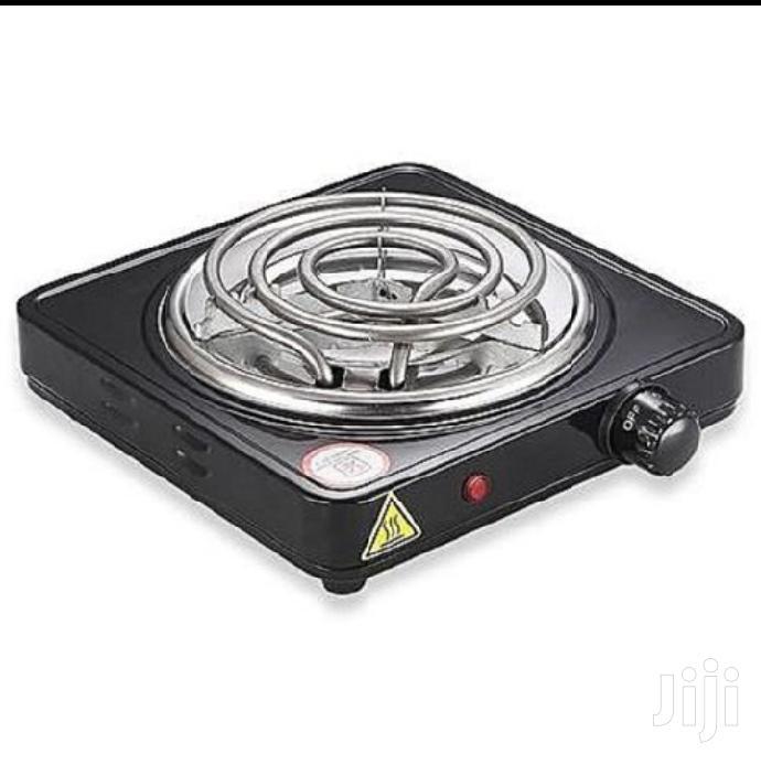 Rashnik Modern Single Spiral Electric Hotplate -Cooker/Burner