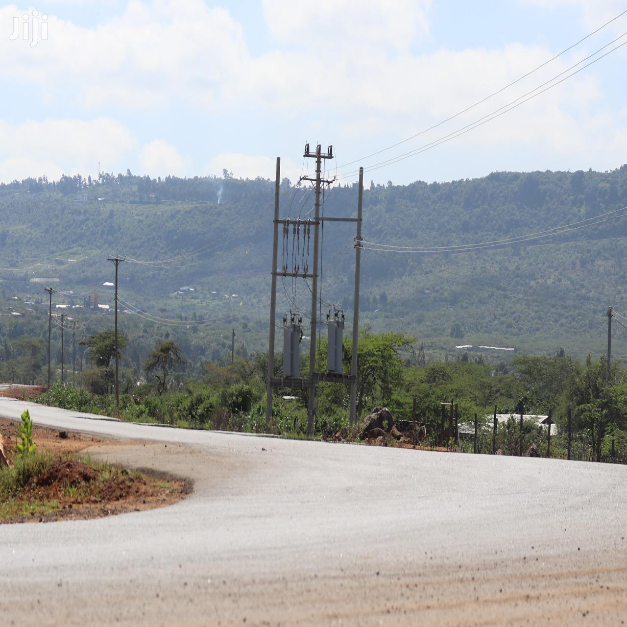 1/8 Acre Plots for Sale Along Tarmac Road in Ngong | Land & Plots For Sale for sale in Ngong, Kajiado, Kenya