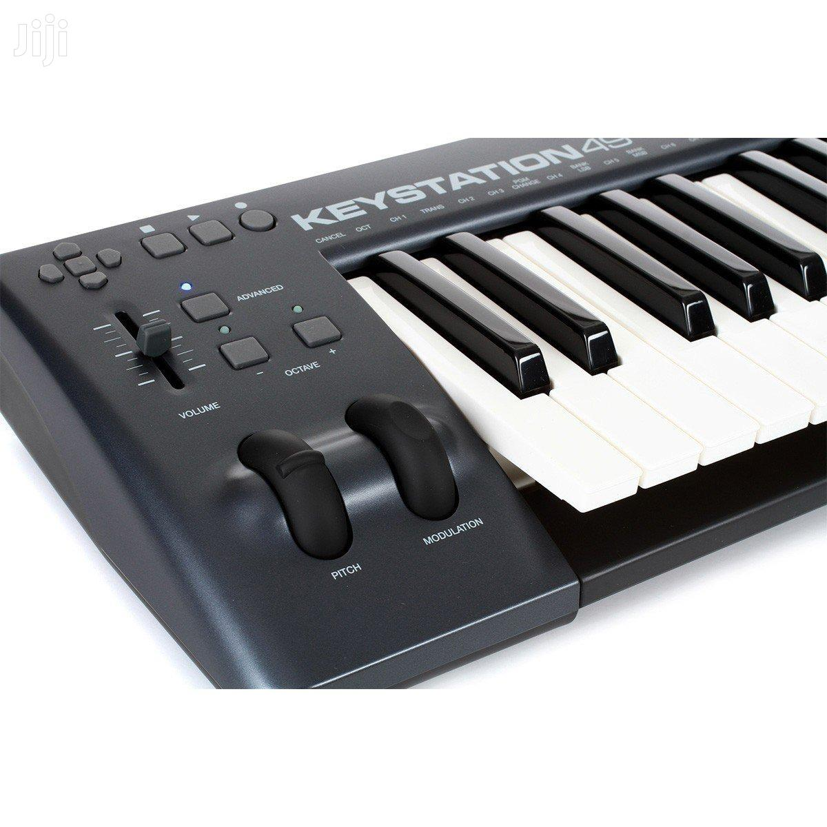 M-audio Keystation Midi Controller 49 Keys