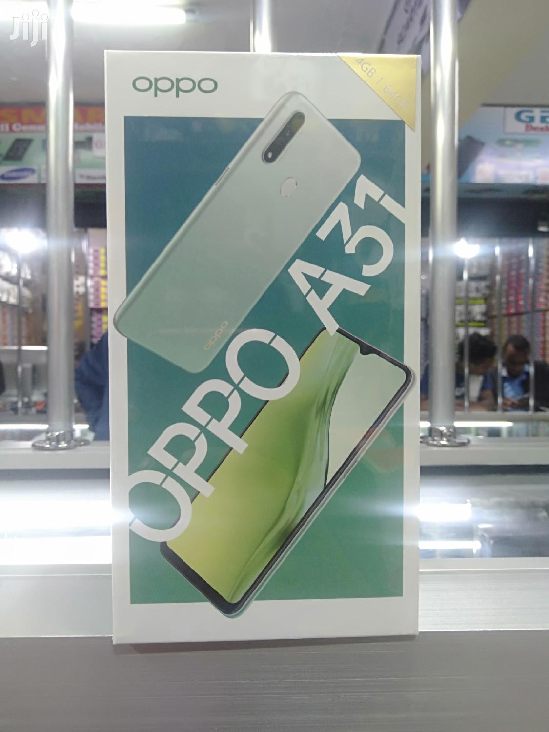 Archive: New Oppo A31 64 GB Green