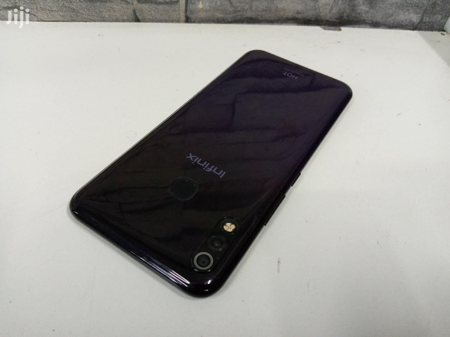Archive: Infinix Hot 8 Lite 32 GB Black