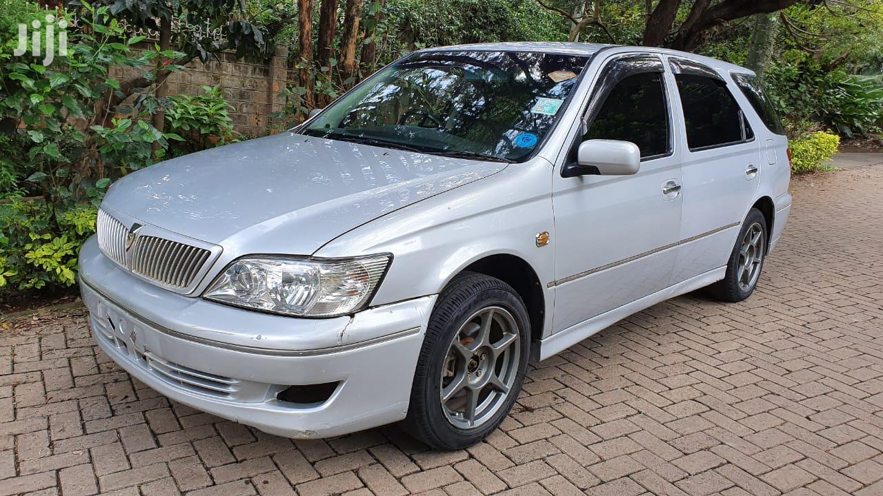 Toyota Vista 2000 Silver