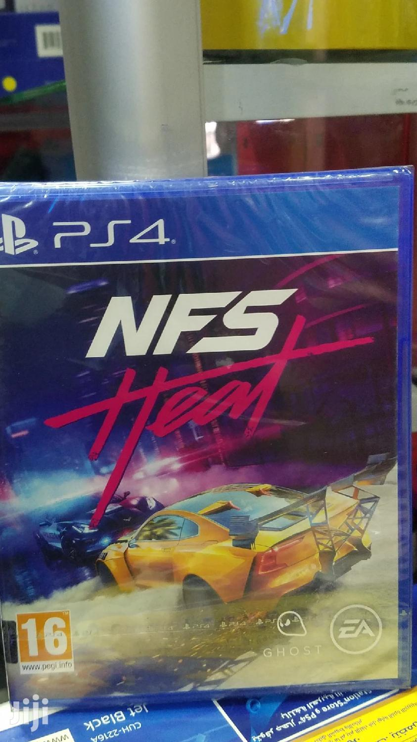 Archive: NFS Heat Ps4 Game