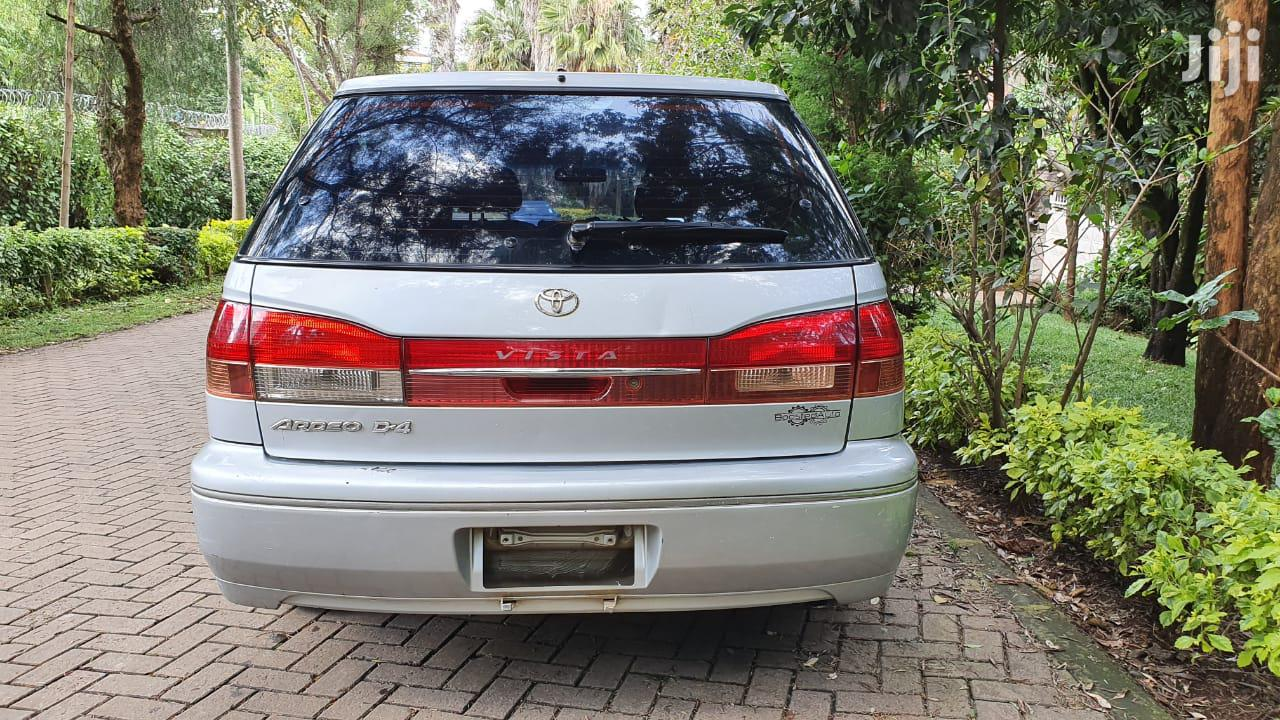 Toyota Vista 2000 Silver   Cars for sale in Kilimani, Nairobi, Kenya