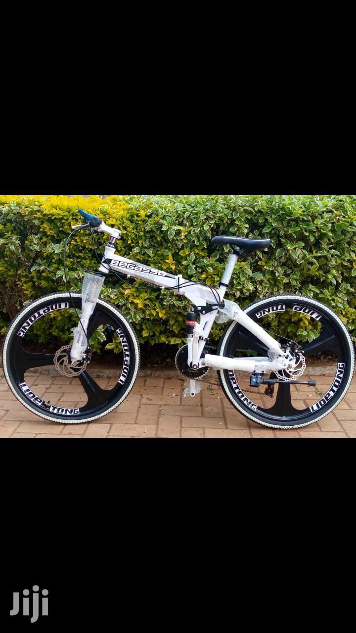 White-black Begasso | Sports Equipment for sale in Parklands/Highridge, Nairobi, Kenya
